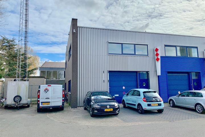Dynamoweg 32, Delft