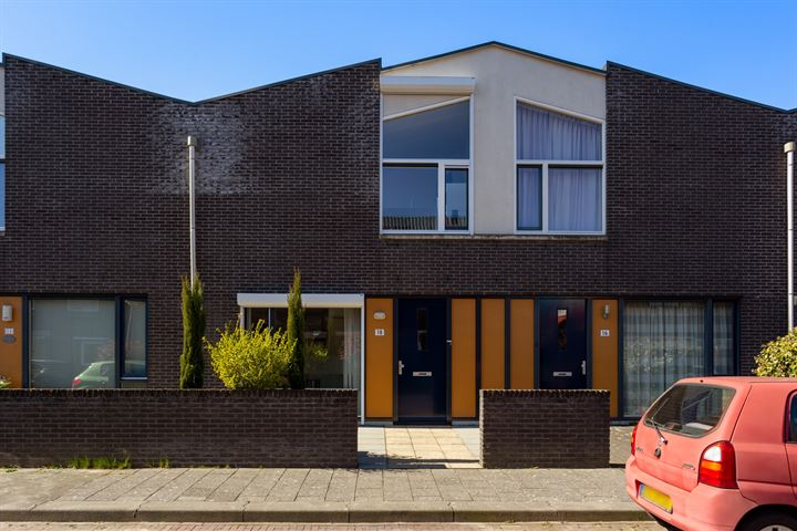 Moriaanstraat 18