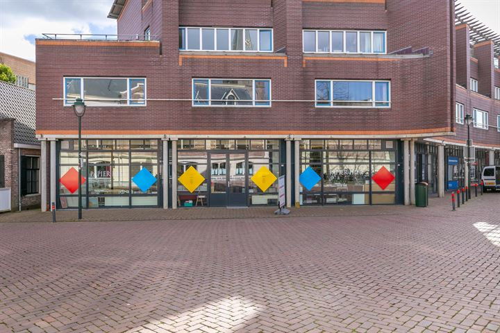 Kerkbrink 21 -23, Hilversum
