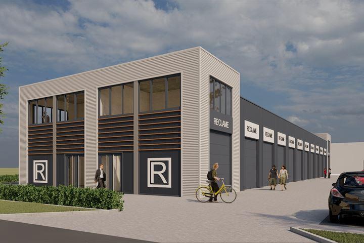 Kokerbijl Haps (Laarakker Business Center), Cuijk
