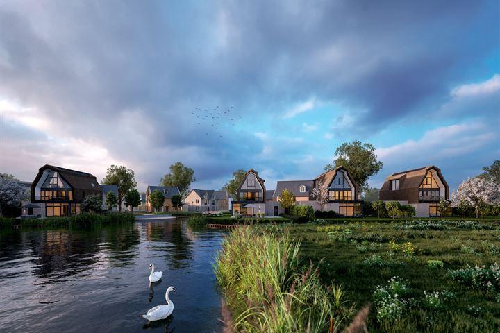 Het Landgoed  watervilla's