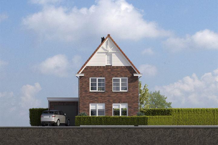 Cromhoutstraat 2-a (Bouwnr. 5)