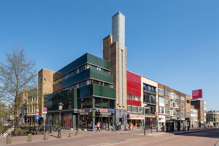 Oudegracht 106 - 108, Utrecht