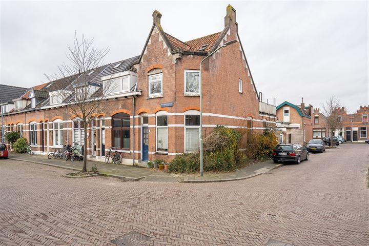 Huygensstraat 1