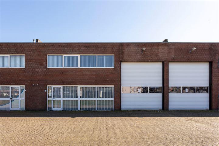 Kernreactorstraat 42, Veenendaal