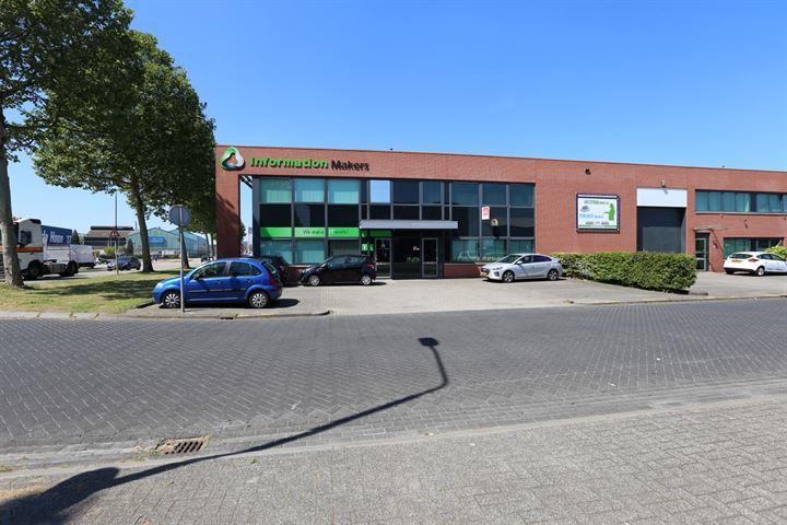 Hertzweg 3, Alblasserdam