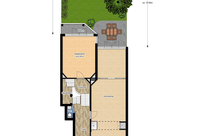 Bekijk foto 3 van Van der Heimstraat 10