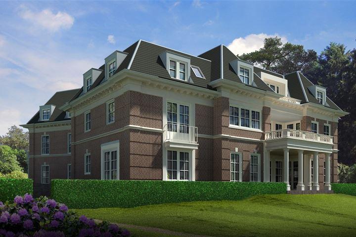HUBERTUSHOF BAARN - zes villa appartementen van uitzonderlijke klasse