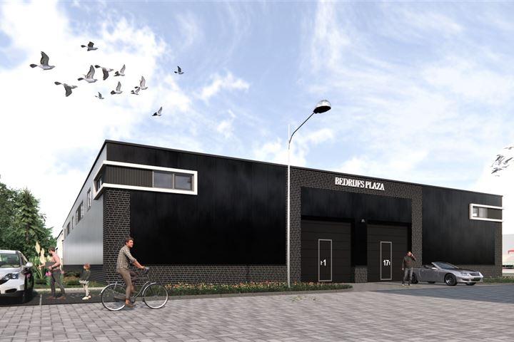 Bedrijfsweg Bedrijfsplaza, Den Helder