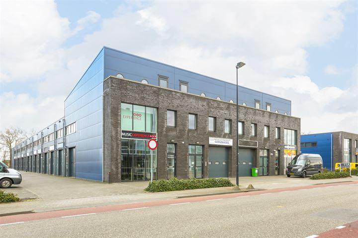 Sluispolderweg 11 A4, Zaandam
