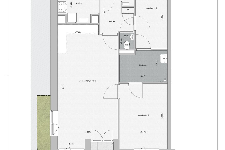 Bekijk foto 4 van Appartement Ketelkade (Bouwnr. 2)