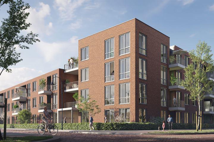 Appartement Ketelkade (Bouwnr. 4)
