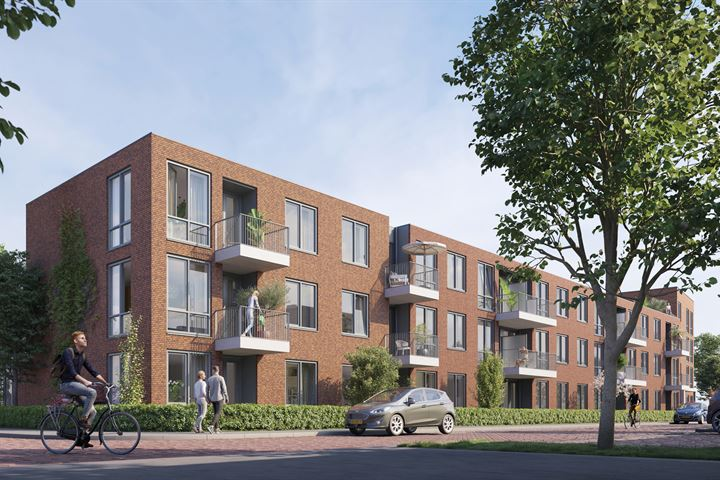 Appartement Ketelkade (Bouwnr. 23)