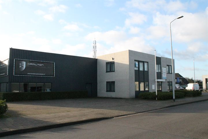 Ondernemingenweg 25, Eindhoven