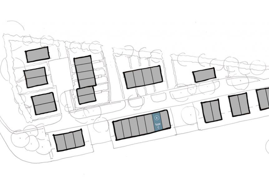 Bekijk foto 5 van Type C tussen - Loodswoningen - Waterzijde (Bouwnr. 8)