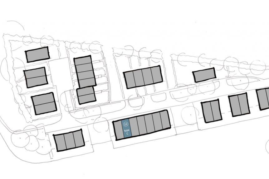 Bekijk foto 5 van Type C tussen - Loodswoningen - Waterzijde (Bouwnr. 12)