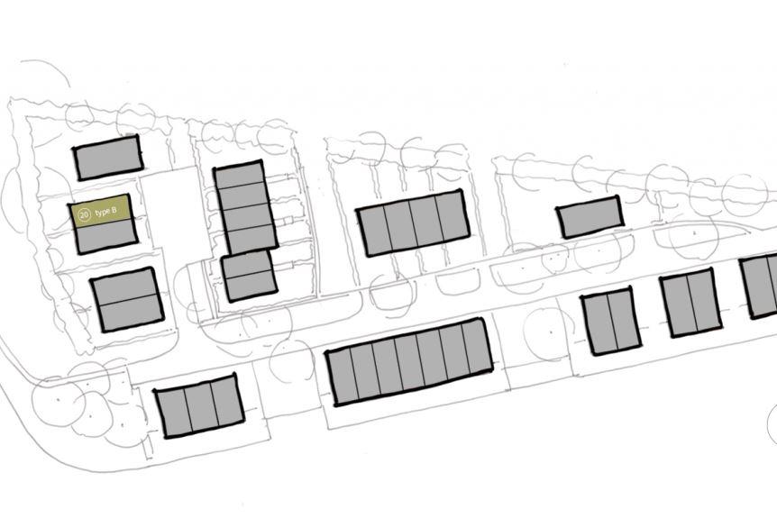 Bekijk foto 4 van Type B - Polderzijde (Bouwnr. 20)
