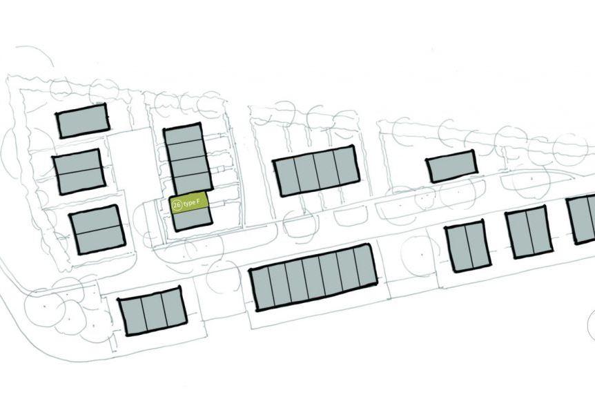 Bekijk foto 5 van Type F tussen - Polderzijde (Bouwnr. 26)