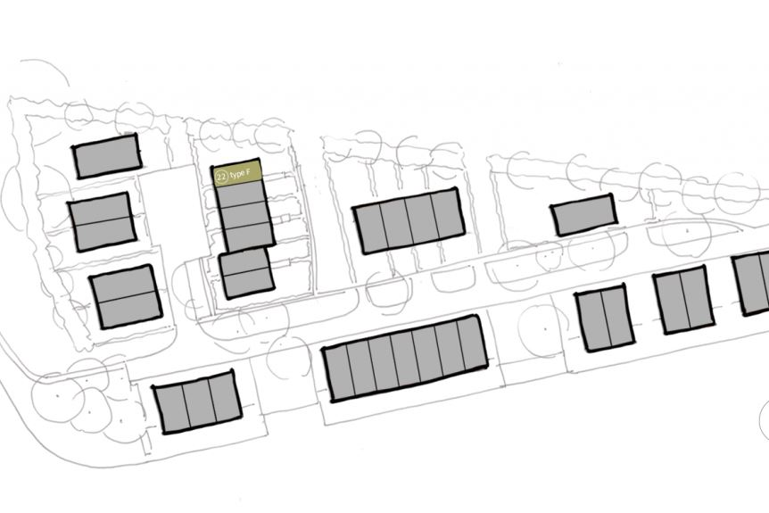 Bekijk foto 5 van Type F hoek - Polderzijde (Bouwnr. 22)