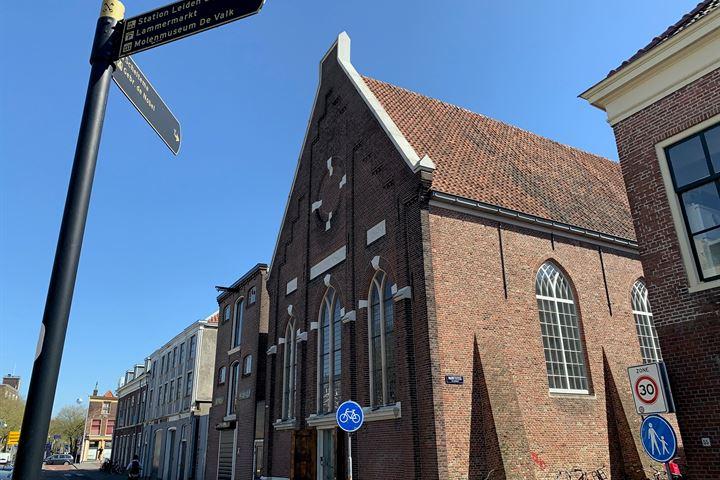 Lammermarkt 57, Leiden