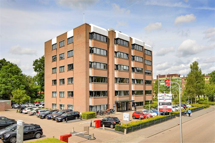 Burgemeester Haspelslaan 45 - units, Amstelveen