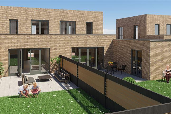 Woonpark BAT | Deelplan 5B: Levensloopbestendige woningen