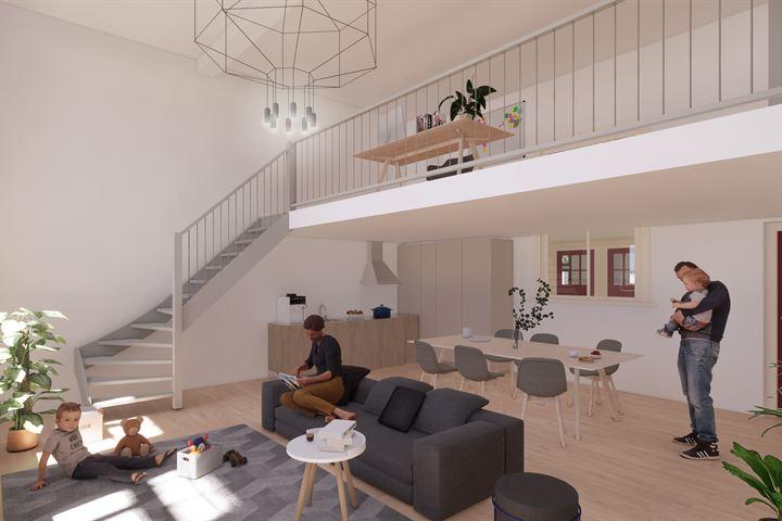 Sint-Bavostraat 2 D Huis
