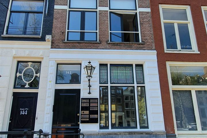 Herengracht 142 sous, Amsterdam