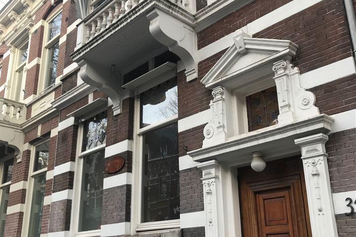 Willemsparkweg 34, Amsterdam