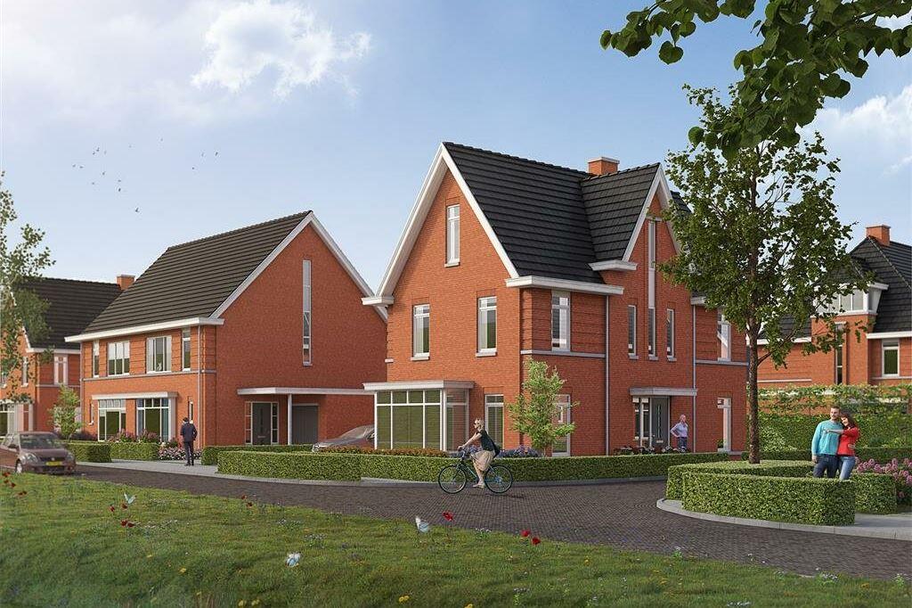 Bekijk foto 1 van Willemsbuiten buurtje 5B Vrijstaand C7-C7sp (Bouwnr. 302)