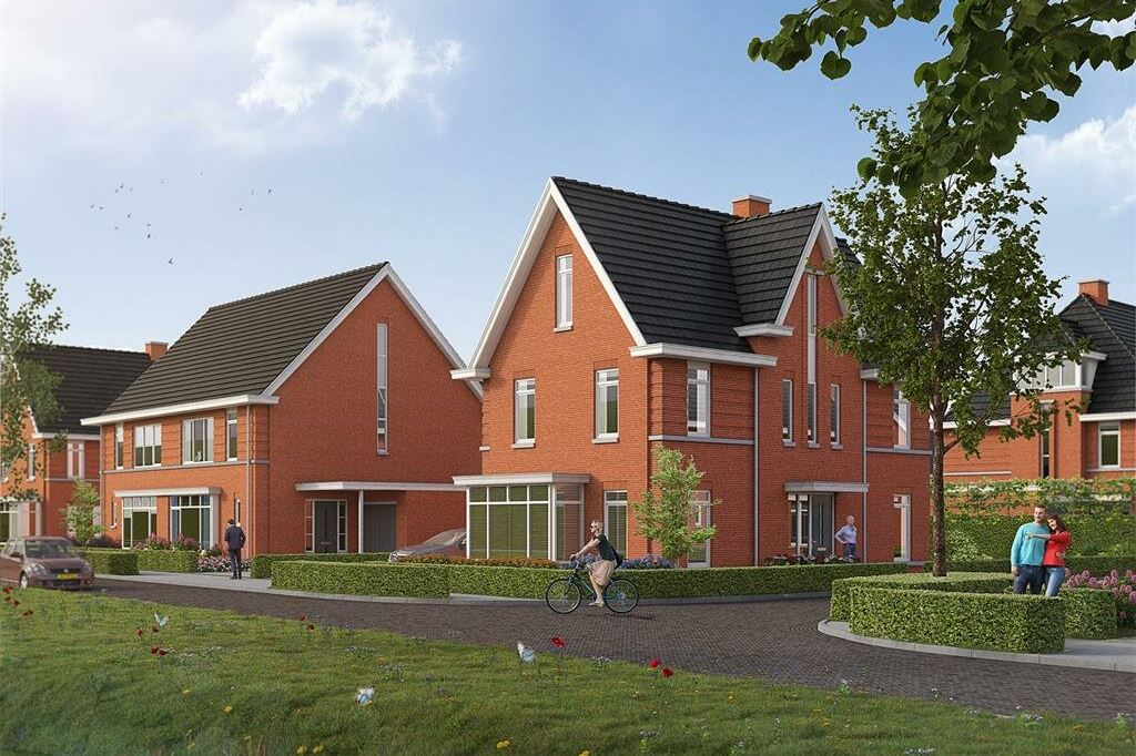 Bekijk foto 1 van Willemsbuiten buurtje 5B Vrijstaand C7-C7sp (Bouwnr. 311)