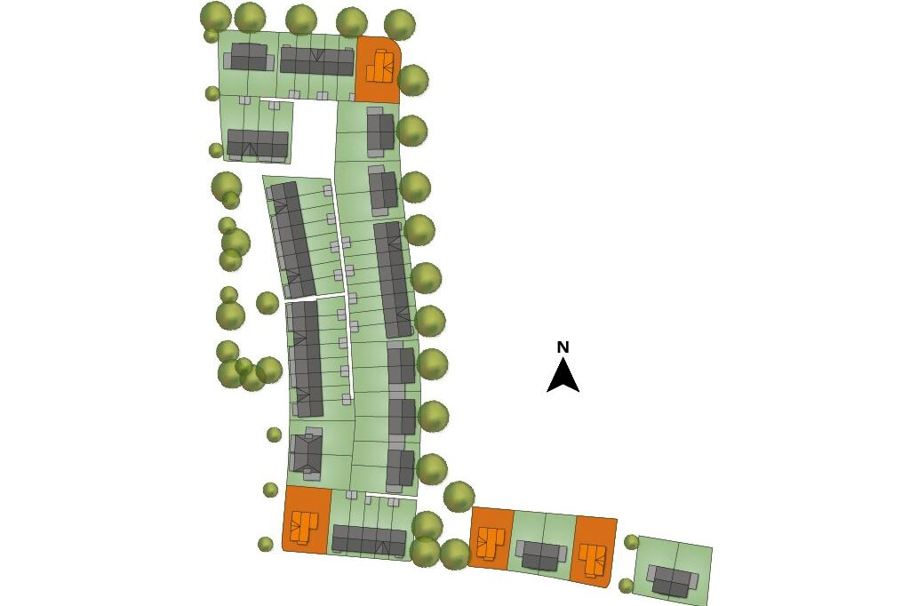 Bekijk foto 4 van Willemsbuiten buurtje 5B Vrijstaand C7-C7sp (Bouwnr. 308)