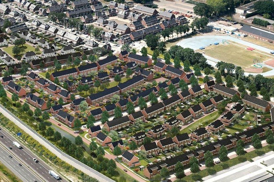 Bekijk foto 5 van Willemsbuiten buurtje 5B 2-onder-1-kap KB2  (Bouwnr. 254)