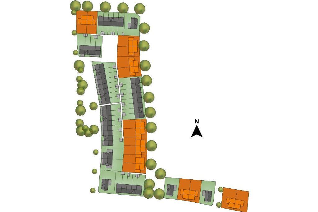 View photo 4 of Willemsbuiten buurtje 5B 2-onder-1-kap B1 2 (Bouwnr. 276)