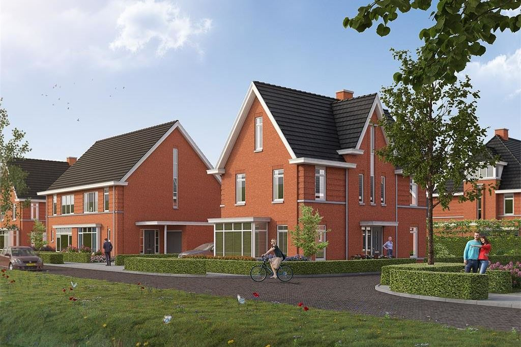 Bekijk foto 3 van Willemsbuiten buurtje 5B 2-onder-1-kap B1 3 (Bouwnr. 301)