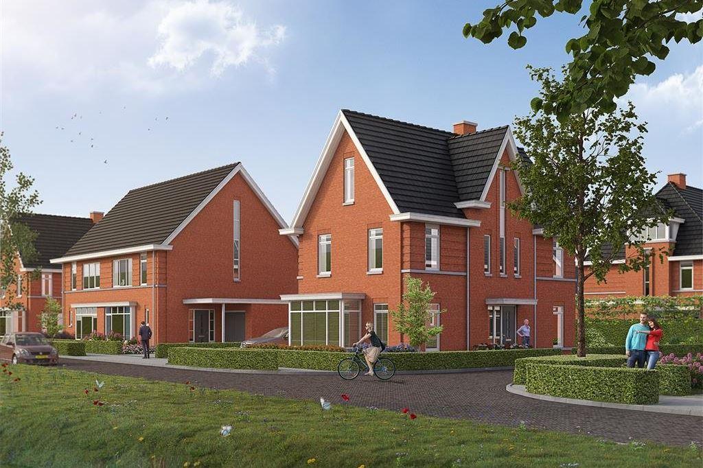 Bekijk foto 3 van Willemsbuiten buurtje 5B 2-onder-1-kap B1 2 (Bouwnr. 298)