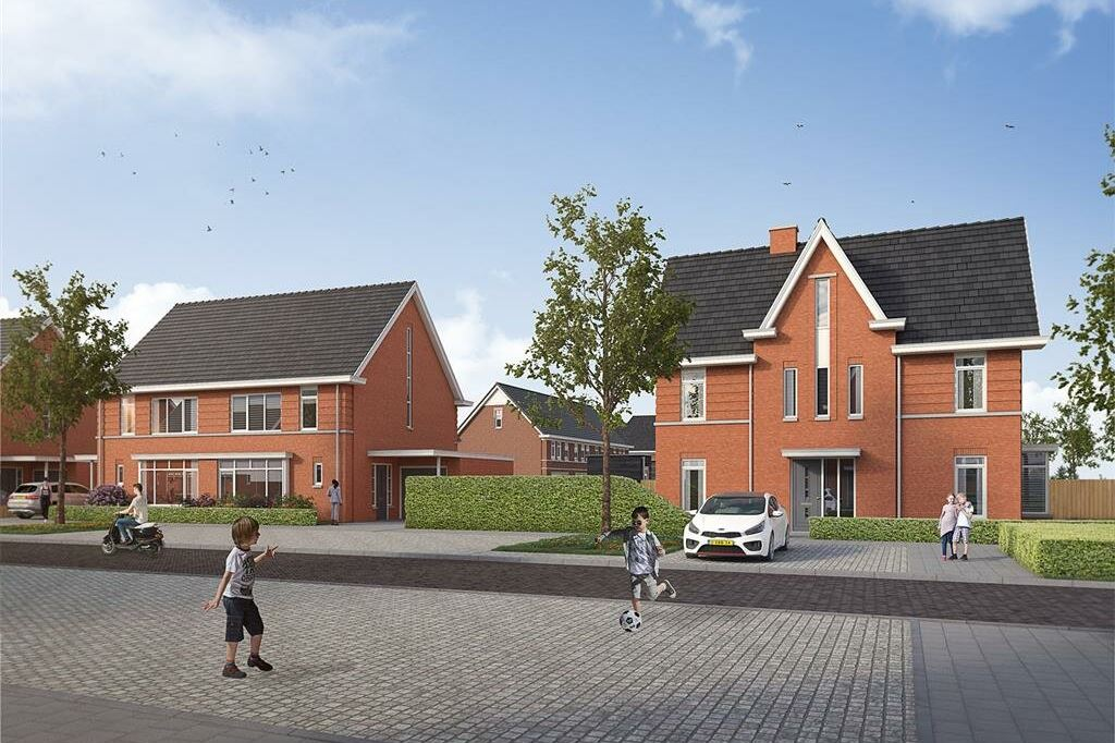 Bekijk foto 2 van Willemsbuiten buurtje 5B 2-onder-1-kap B1 2 (Bouwnr. 286)