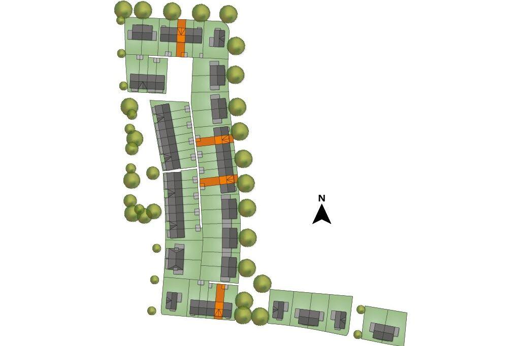 Bekijk foto 4 van Willemsbuiten buurtje 5B Rijwoning jaren '3 (Bouwnr. 294)