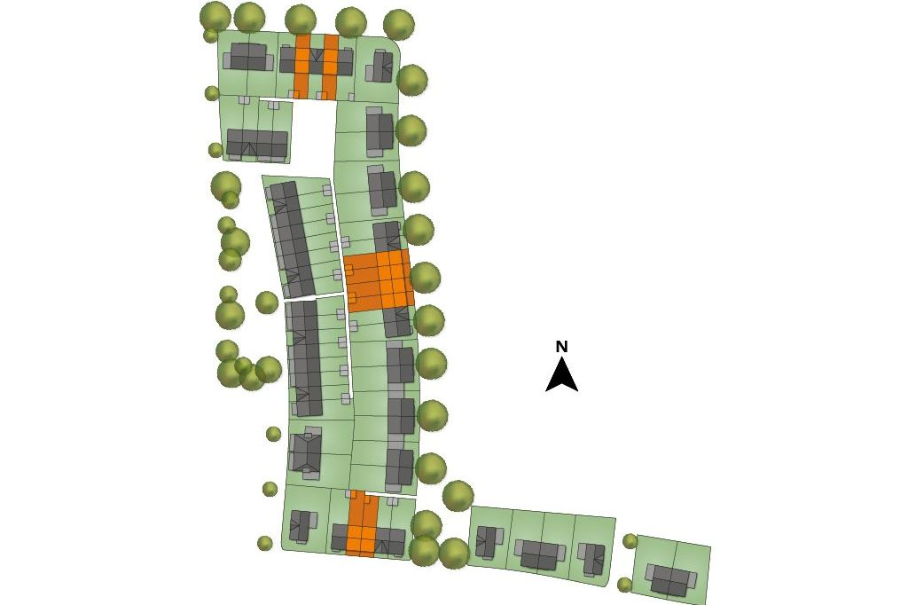 Bekijk foto 4 van Willemsbuiten buurtje 5B Rijwoning jaren '3 (Bouwnr. 292)