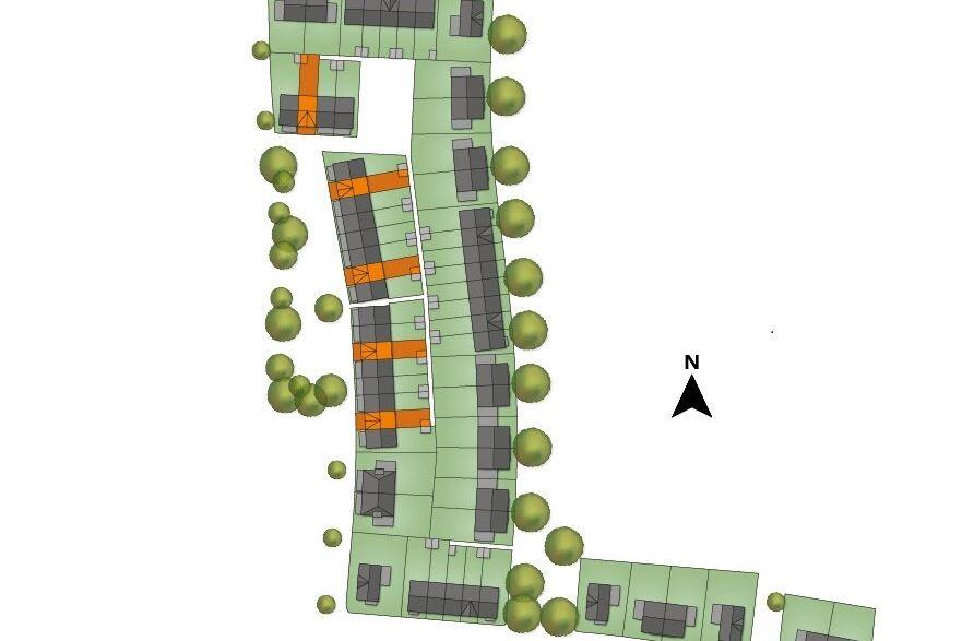 Bekijk foto 3 van Willemsbuiten buurtje 5B Rijwoning koloniaa (Bouwnr. 265)