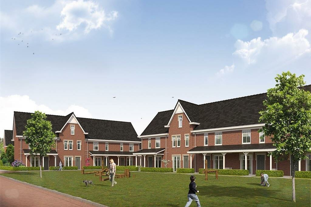 Bekijk foto 2 van Willemsbuiten buurtje 5B Rijwoning koloniaa (Bouwnr. 266)