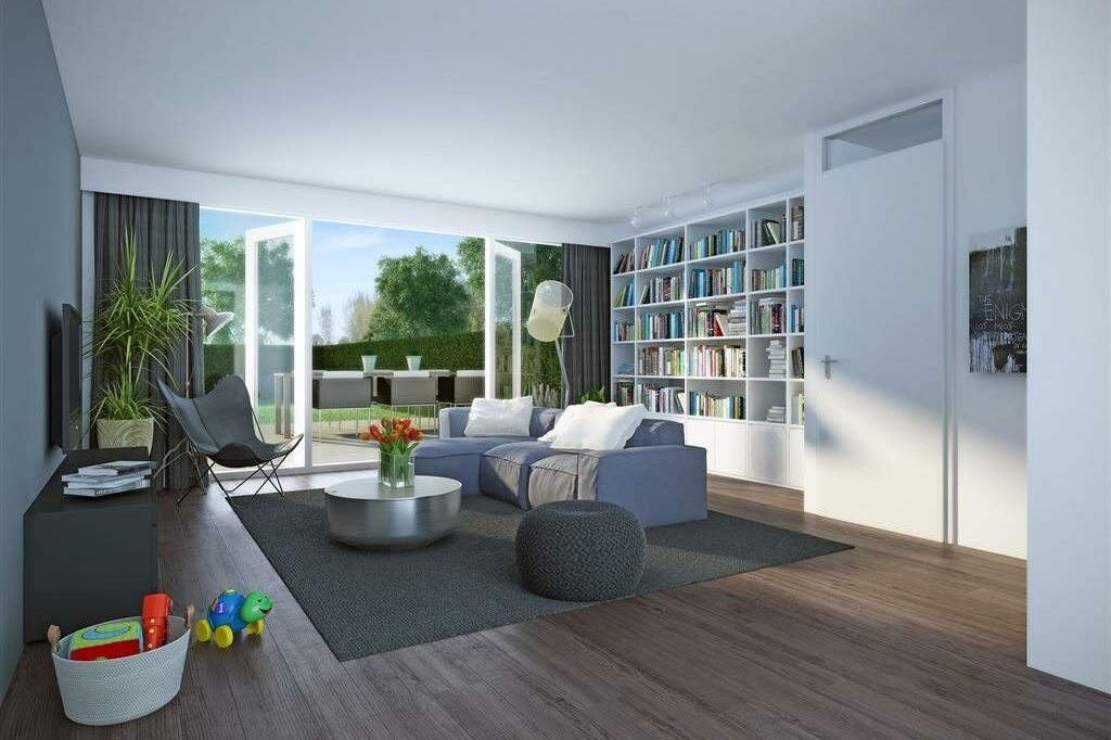 Bekijk foto 6 van Willemsbuiten buurtje 5B Hoekwoning jaren ' (Bouwnr. 303)