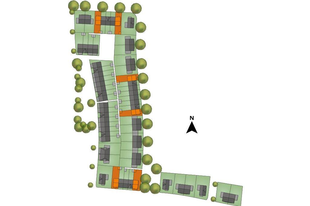 Bekijk foto 4 van Willemsbuiten buurtje 5B Hoekwoning jaren ' (Bouwnr. 282)