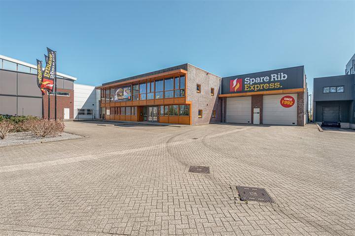 Schieland 16, Beverwijk