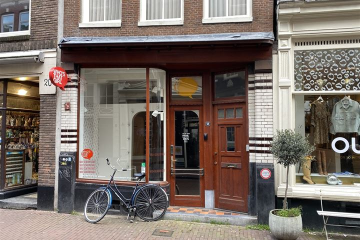 Reestraat 18, Amsterdam