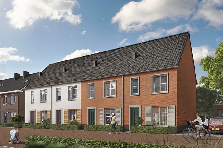 22 huurwoningen KVL Dorp (fase 2) te Oisterwijk