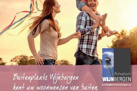 Bouwkavels Buitenplaats Wijnbergen