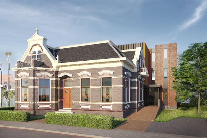 Villa de Meeden, appartement 4 (Bouwnr. 4)
