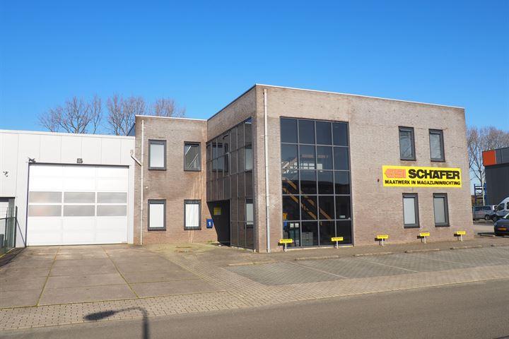 Leemansweg 1, Arnhem