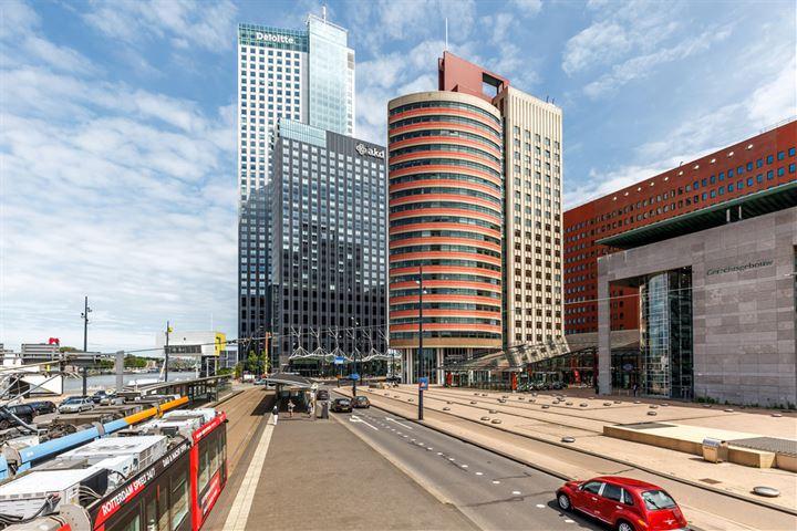 Wilhelminaplein 10-40, Rotterdam